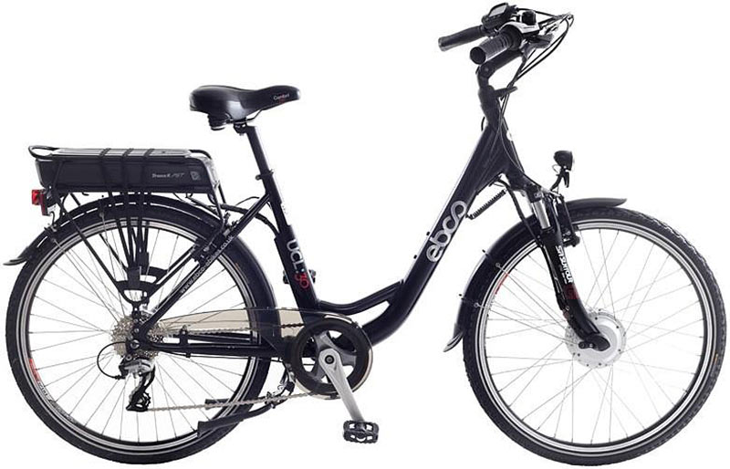 EBCO Electric City Bike, step through M/L
