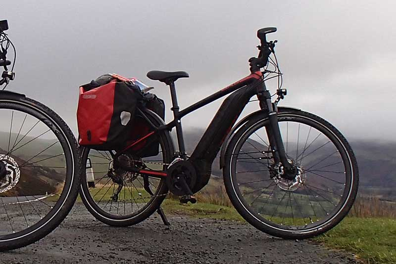 Giant Touring E-Bike large