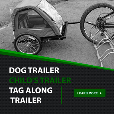 trailer and bike hire