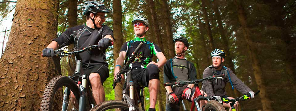 Beics Betws Mountain Bike Hire in Snowdonia