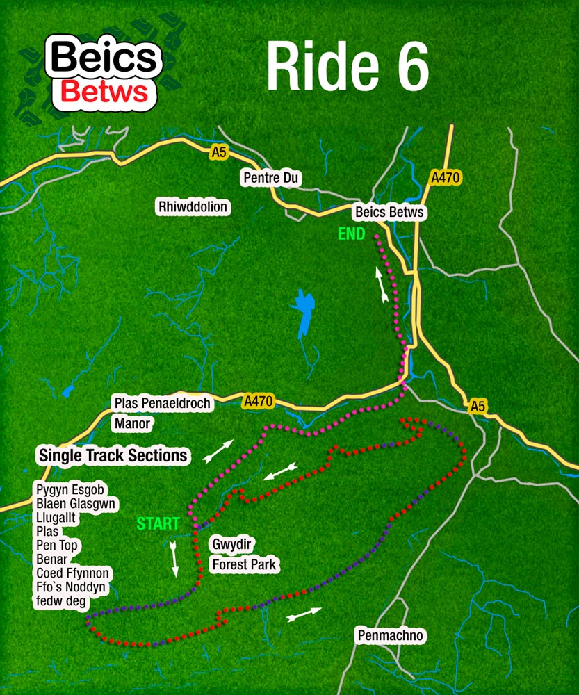 MTB Guided Ride 6